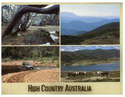 (C 11) Australia - NSW - Adaminaby (4 Views) - Australia