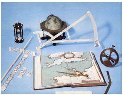 (C 12) UK - National Maritima Museum (map And Astrolabe) - Maps