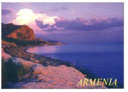 (C 12) Armenia - Coastline - Arménie