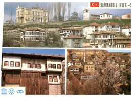 (C 12) Turkey - UNESCO - Safranbolu Elveri 5 - Turquie