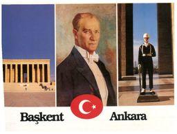 (C 12) Turkey - ANKARA Baskent - Turquie