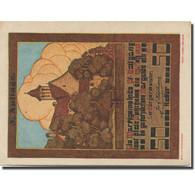 Billet, Autriche, St Wolfgang, 50 Heller, Eglise 1, 1920 SUP Mehl:FS 947a - Austria