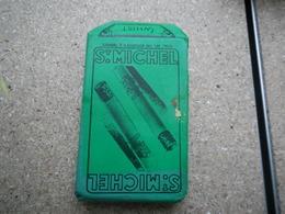 Jeu De Cartes Cigarette St-michel, Emballage D'origine Non Ouvert - Cartes à Jouer Classiques