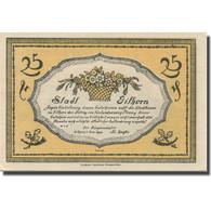 Billet, Allemagne, Gifhorn, 25 Pfennig, Hiver, 1921, 1921-06-01, SPL, Mehl:428.1 - Duitsland
