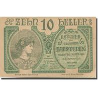 Billet, Autriche, Hausmening, 10 Heller, Blason 1920-12-31, SPL Mehl:FS 358Ia - Austria