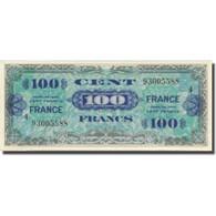 France, 100 Francs, 1945 Verso France, 1945, 1945-06-04, SPL, Fayette:VF 25.04 - Schatkamer