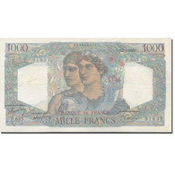 France, 1000 Francs, Minerve Et Hercule, 1945, 1950-03-02, TTB+, Fayette:41.31 - 1871-1952 Antichi Franchi Circolanti Nel XX Secolo