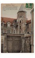 94  GENTILLY - Cette Tourelle A été Construite Par La Reine Blanche De Castille Au XIIIe Siècle... - 1913 (L147) - Gentilly