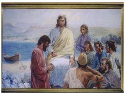 (C 13) Australia - Principality Of Hutt River Province - Chapel Of Nain / Art Paintings - Australia
