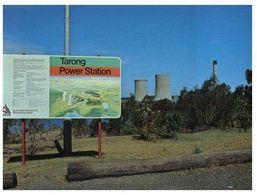 (C 13) Australia - QLD - Tarong Power Station (road Sign) - Sunshine Coast