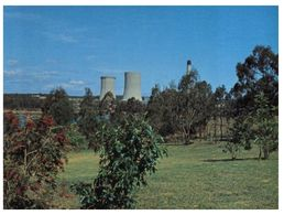 (C 13) Australia - QLD - Tarong Power Station Under Construction (Yarraman) - Sunshine Coast