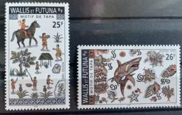 WALLIS & FUTUNA - MNH**   - 1995 - # 688/689 - Wallis Y Futuna