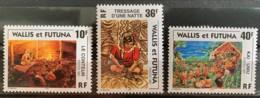 WALLIS & FUTUNA - MNH**   - 1997 - # 714/716 - Wallis Y Futuna