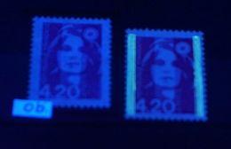 YT N° 2770b - Sans Phosphore + Normal - Neufs ** - Cote: 70,00 € - 1989-96 Bicentenial Marianne