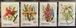 RWANDA - MNH**   - 1976 - # 781/784 - Ruanda
