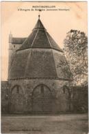 3XD 545. MONTMORILLON - L'OCTOGONE DU SEMINAIRE - Montmorillon