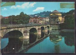 C. Postale - Torino - Ponte Vittorio Emanuele I - Circa 1970- Non Circulee - Cygnus - Bridges