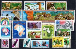 H1-6 Sénégal Entre N° 424 Et 438 ** - Senegal (1960-...)