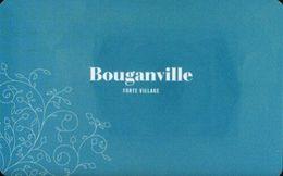 ITALIA  KEY HOTEL Forte Village Sardinia - Bouganville - PULA ( CAGLIARI ) - Hotelsleutels (kaarten)