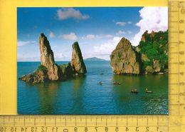 CPM  VIET-NAM, KIEN GIANG : La Montagne Du Père Et Du Fils De Ha Tien - Viêt-Nam