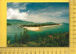 CPM  VIET-NAM, LANG CO : Village De Pêcheurs - Viêt-Nam