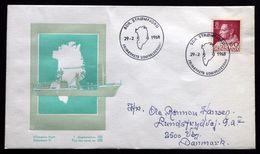 Greenland 1968       Minr.69   FDC   ( Lot Ks) - FDC