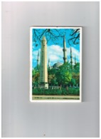 "Carnet De 12 Cartes Postales.""Views Of The Blue Mosque."" - Turkije"