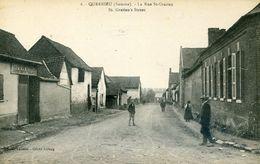 80  QUERRIEU La Rue Saint-Gratien - Francia