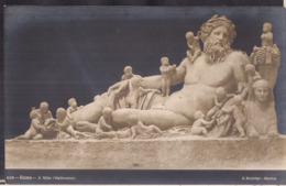 C. Postale - Roma - Museo Vaticano - Il Nilo - Circa 1930 - Non Circulee - Cygnus - Musées
