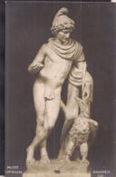 C. Postale - Roma - Museo Vaticano - Ganimede - Circa 1930 - Non Circulee - Cygnus - Musées