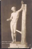 C. Postale - Roma - Museo Vaticano - Apollo Sauroctonos - Circa 1930 - Non Circulee - Cygnus - Musées