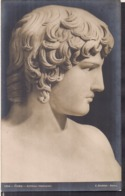 C. Postale - Roma - Museo Vaticano - Antinoo - Circa 1930 - Non Circulee - Cygnus - Musées