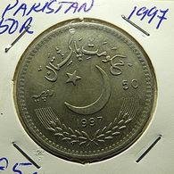 Pakistan 50 Rupees 1997 - Pakistan