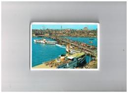 "Carnet De 12 Cartes Postales.""Views Of Istanbul."" - Turkije"