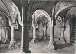 St-Ursanne - Collégiale - La Crypte - JU Jura