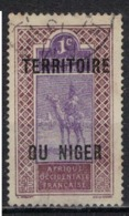 NIGER          N°  YVERT  :   1  ( 1 )     OBLITERE       ( Ob   6/ 51  ) - Used Stamps