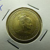 Denmark 10 Kroner 2007 - Danimarca