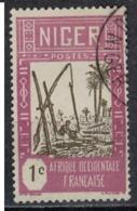 NIGER          N°  YVERT  :   29   OBLITERE       ( Ob   6/ 51  ) - Used Stamps