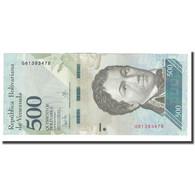 Billet, Venezuela, 500 Bolivares, 2017, 2017-03-23, NEUF - Venezuela