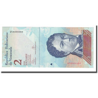 Billet, Venezuela, 2 Bolivares, 2013, 2013-10-29, KM:88a, NEUF - Venezuela
