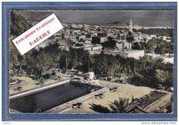 Carte Postale Algérie Bou-Saada  Hotel Transat  La Piscine Trés Beau Plan - Algérie