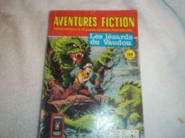 Aventures Fiction N° 39, Les Lézards Du Vaudou - Non Classés