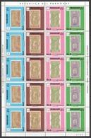 EC158 1989 PARAGUAY OLYMPIC GAMES 1896 BARCELONA 1992 ATHENS 96 !!! BIG SH MNH - Ete 1992: Barcelone