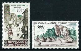 Costa De Marfil Nº A-23/4 Nuevo** Cat.17,25€ - Ivoorkust (1960-...)