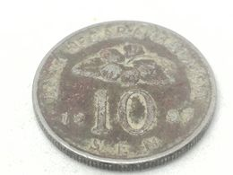 Moneda 1997. 10 Sen. Malasia. KM 51. BC - Malaysia