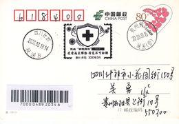 China 2020 Guizhou Kaiyang Fight Epidemic(Covid-19) Entired Postal Card A - 1949 - ... Repubblica Popolare