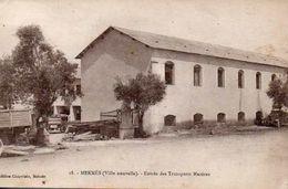 Meknes - Algérie