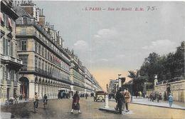 PARIS : RUE DE RIVOLI - Frankrijk