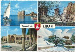 LIBAN / LEBANON - BEYROUTH BEIRUT, OLD PC - Lebanon