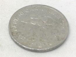 Moneda 2006. 10 Sen. Malasia. KM 51. MBC - Malaysie
